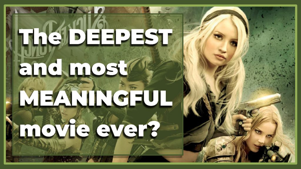 The deepest and most meaningful movie ever?